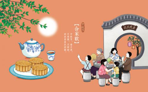 The Mid-autumn Festival