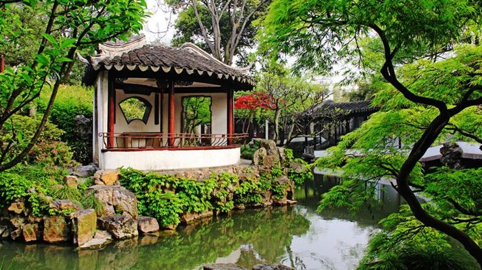 Китайский сад: На небе – рай, а на Земле – Сучжоу и Ханчжоу